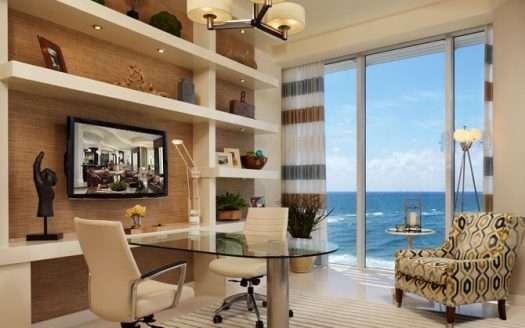 Home office Caribbean